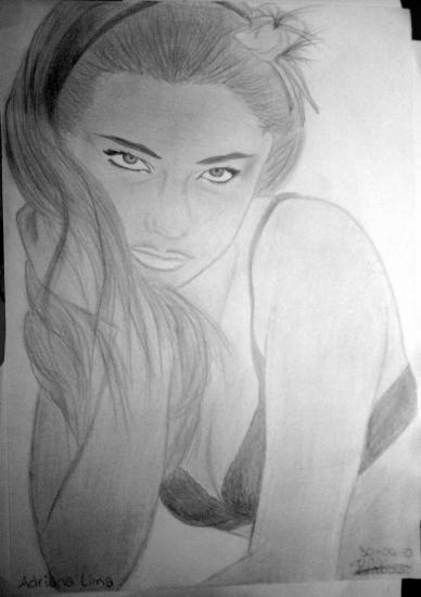 Adriana Lima por SorayaLobbezoo